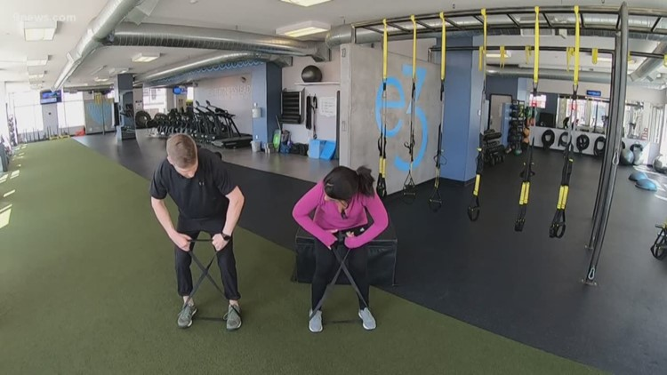 Workout Wednesday: Exercises for ankle, knee and hip stability