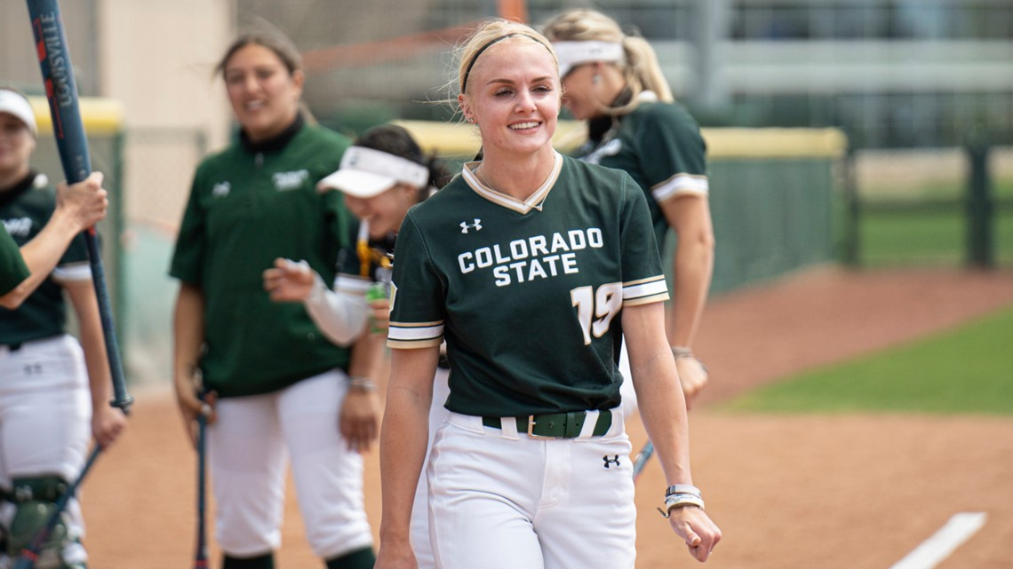 CSU pitcher Jessica Jarecki takes the long way to live out her dream