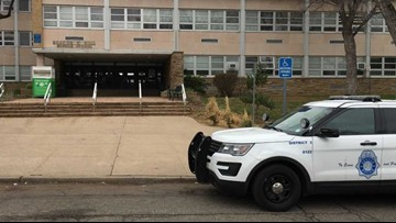 Lockdown lifted after ammunition found at Hill Campus of Arts and Sciences in Denver