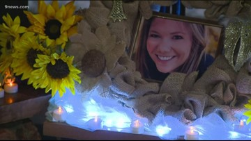 Community holds vigil 1 year after Kelsey Berreth's death