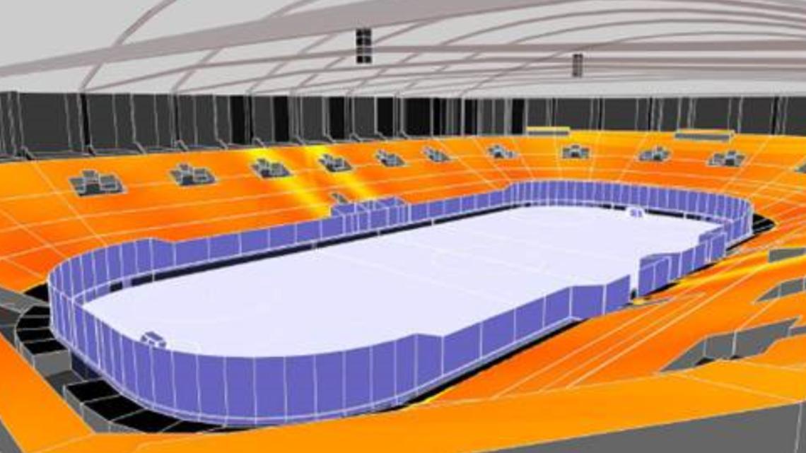 Newly-renovated Budweiser Events Center awaits return of fans