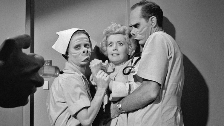 Classic episodes of 'The Twilight Zone' to play in Denver