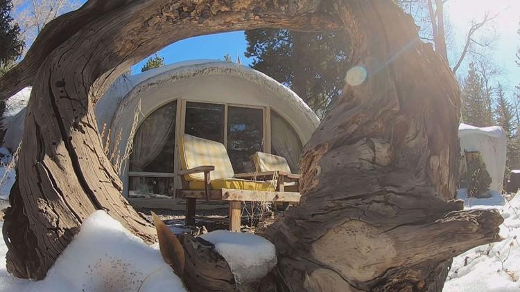 Silverthorne Foam Dome