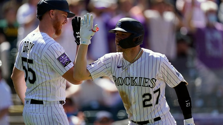 Story, Gray stay put with Rockies after MLB trade deadline