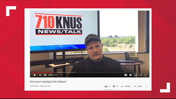 710KNUS won't comment on alleged neo-Nazi and Proud Boy connections
