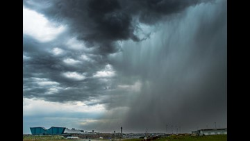 What needs to happen to produce monsoon season storms
