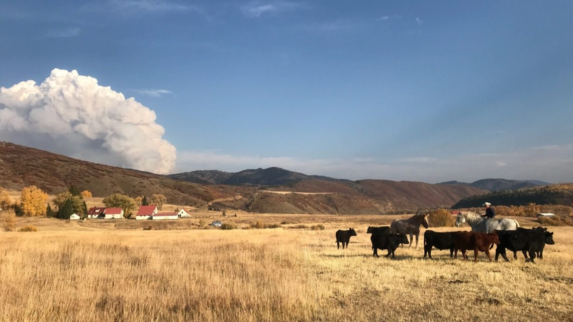 Record drought puts Colorado farmers and ranchers on front line of climate change - 9News.com KUSA