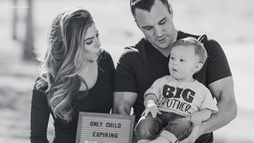 9NEWS morning anchor Corey Rose reveals she's expecting second baby
