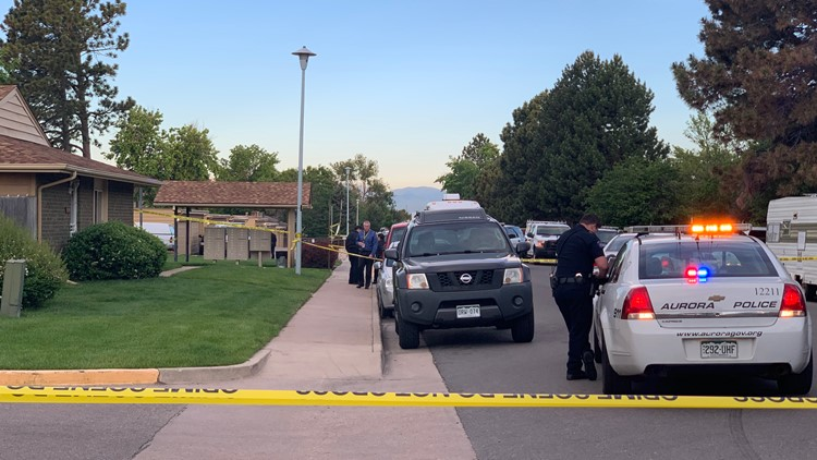 Four injured in overnight shooting in Aurora | 9news com