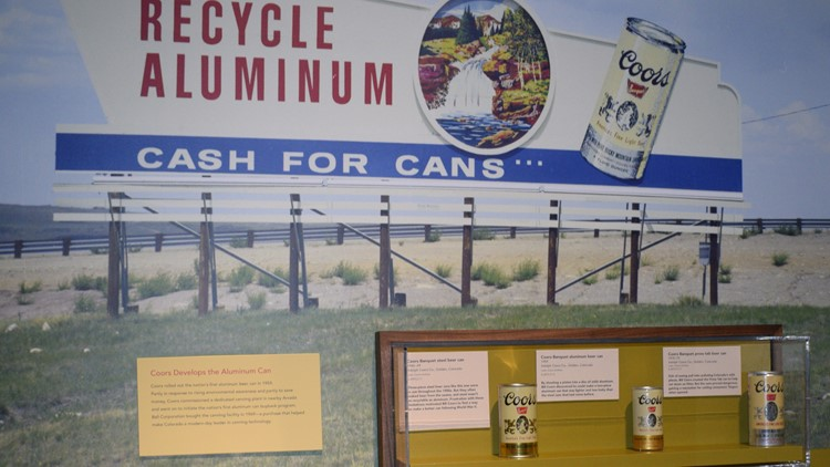 Beer Here! Brewing the New West exhibit at History of Colorado Center opens May 18.
