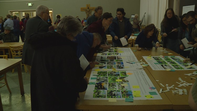 Public meeting held to discuss future of Loretto Heights campus