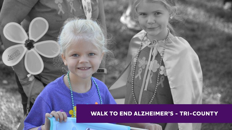 Walk to End Alzheimer's - Tri-County