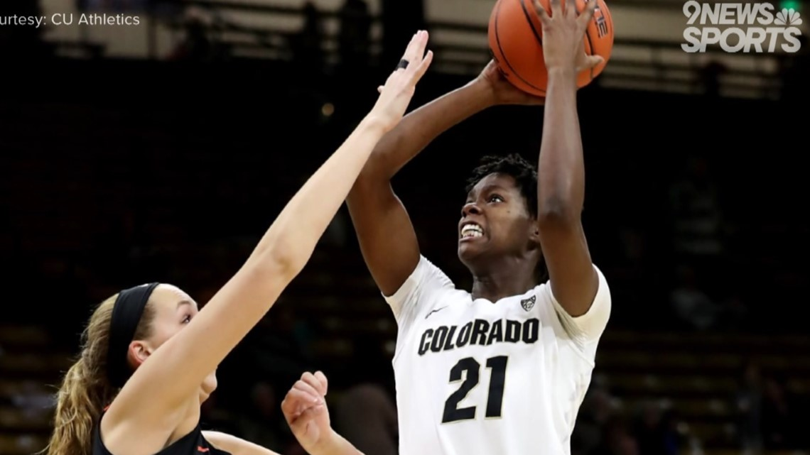Hollingshed ready to 'run it back' with CU women's hoops