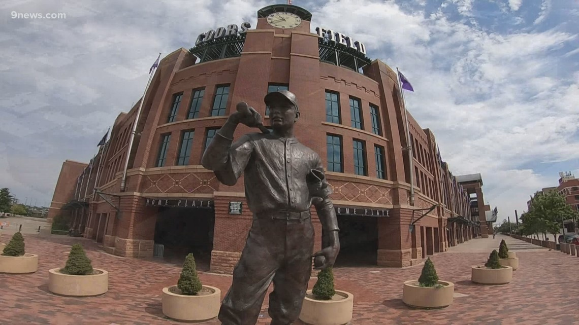 Coors Field to host 2021 MLB All Star Game