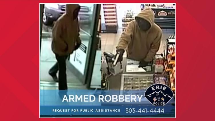 Erie Robbery