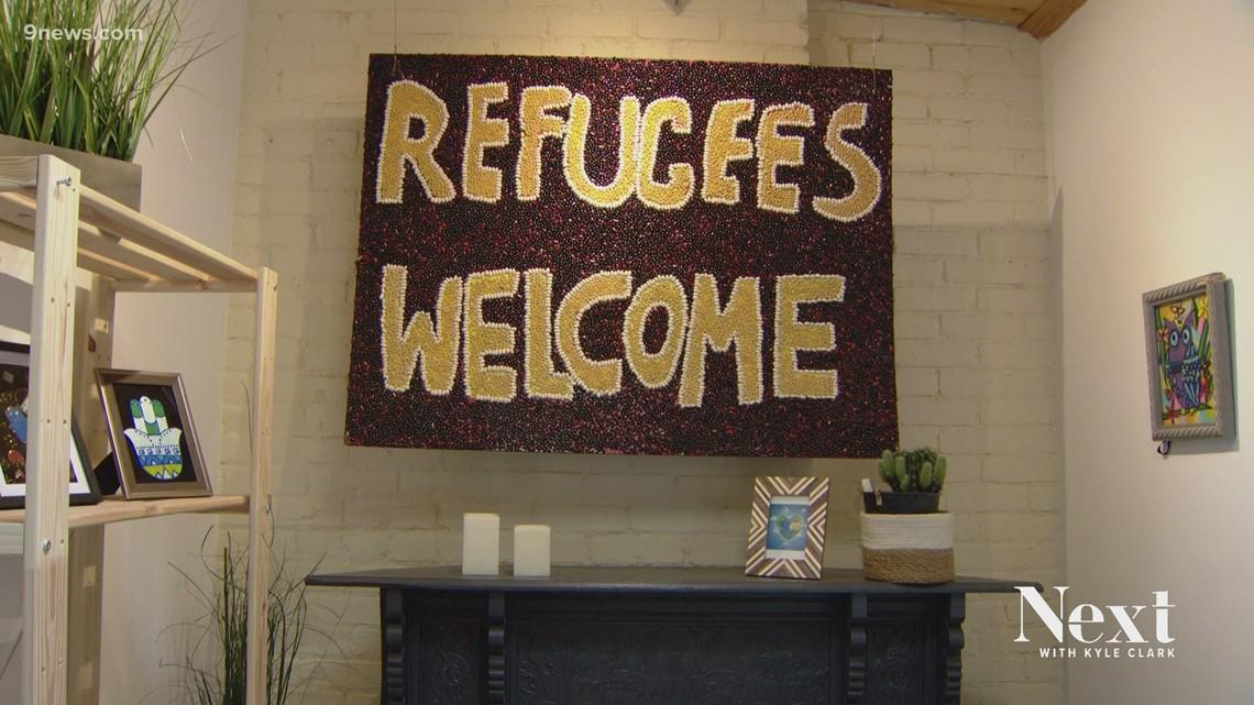 Denver's refugee entrepreneurs celebrated at  Pearl Street store