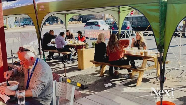 Expanded patio programs reveal disparity in Denver restaurants