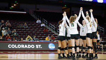 CSU volleyball picked to win Mountain West title