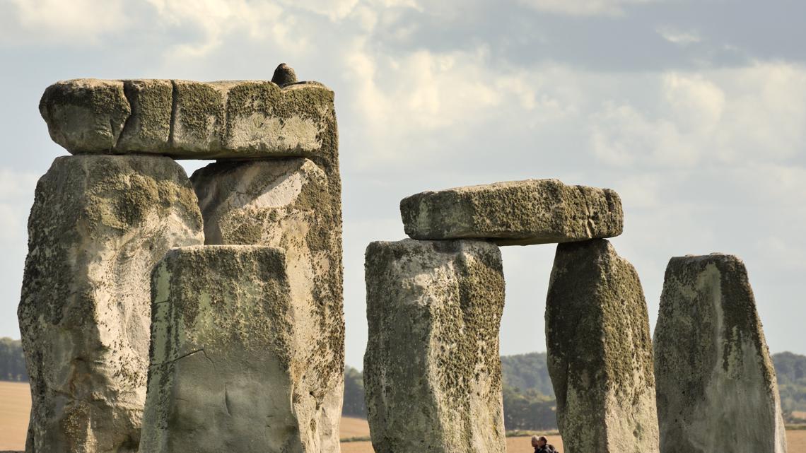 'Stonehenge' at DMNS