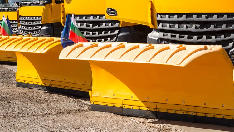 snow plow blade touch-a-truck