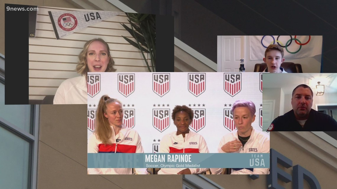 COVID-19 vaccine not required for team USA athletes ahead of Tokyo 2020 games