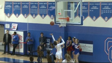 5A No. 1 Cherry Creek takes down 4A No. 1 Mullen in girls basketball