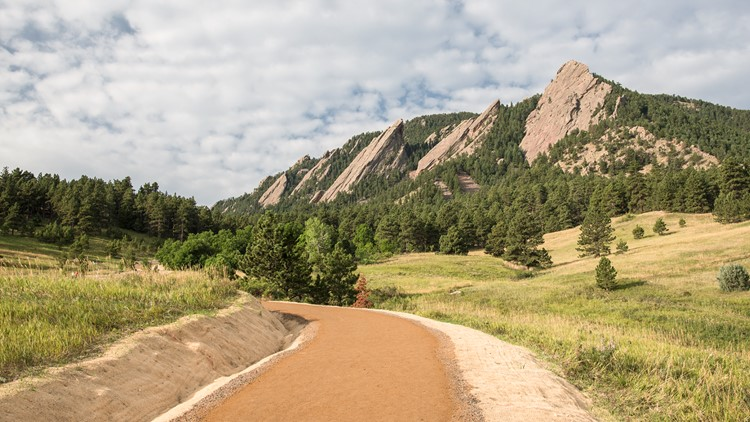 Plan for temporary closures on one of Boulder's most popular trails