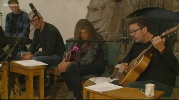 Songwriting with Soldiers is a nonprofit pairing professional songwriters with vets, active duty military for a weekend