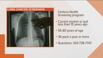 The push for lung cancer screenings