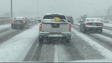 'Mostly driver error:' AAA Colorado blames poor driving for crashes during October storm