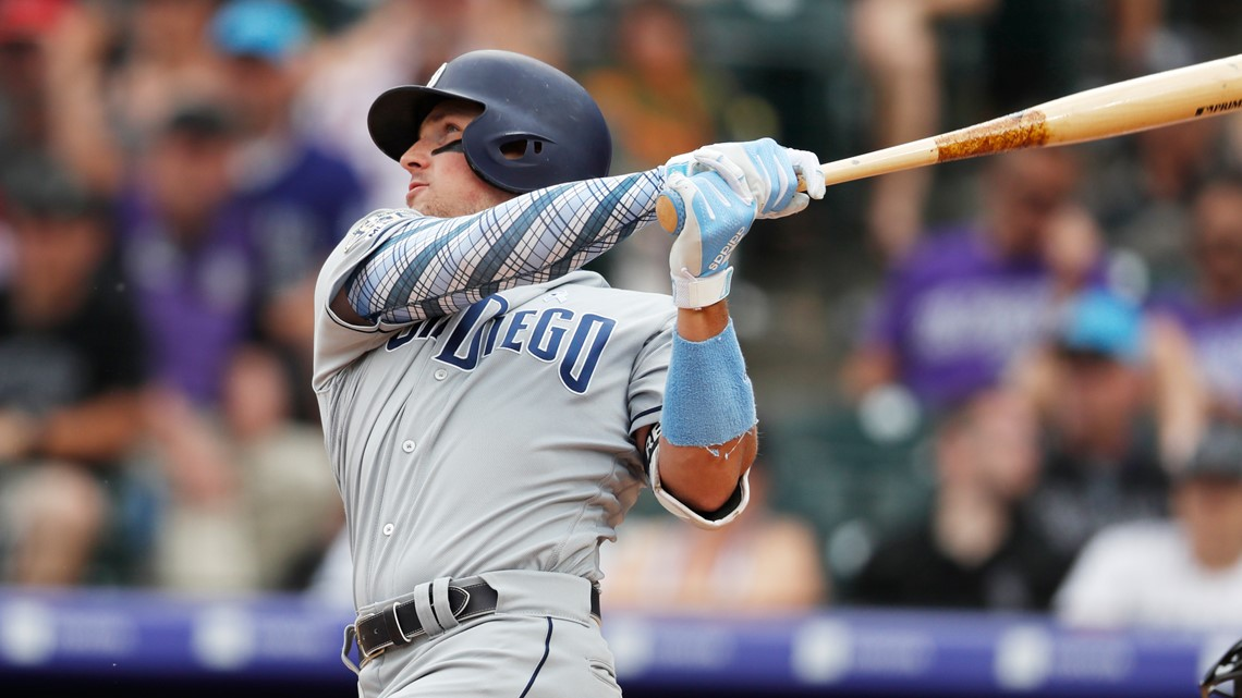 Padres, Rockies score modern-era most 92 runs in 4-game set