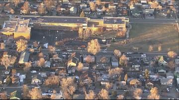 RAW: Armed man fires gun outside Denver elementary school