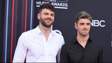 The Chainsmokers to headline Pepsi Center concert in November