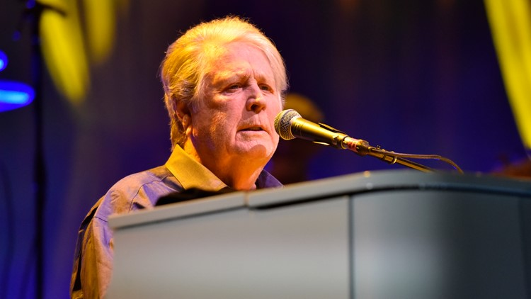 Brian Wilson performs at the Rosemont Theatre