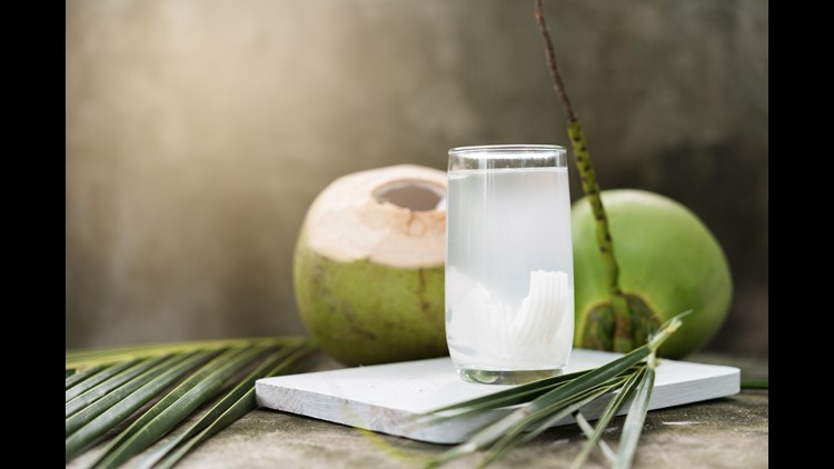 Coconut water: the king of hydration