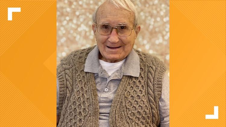 WWII hero celebrates 100th birthday