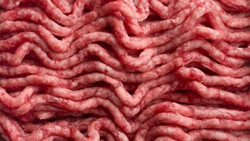 130,000 pounds of ground beef recalled for possible plastic contamination