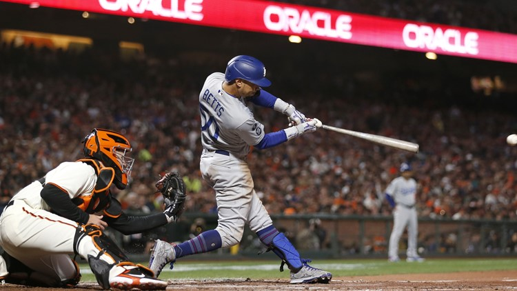 Dodgers beat Giants in playoff thriller, advance to NLCS