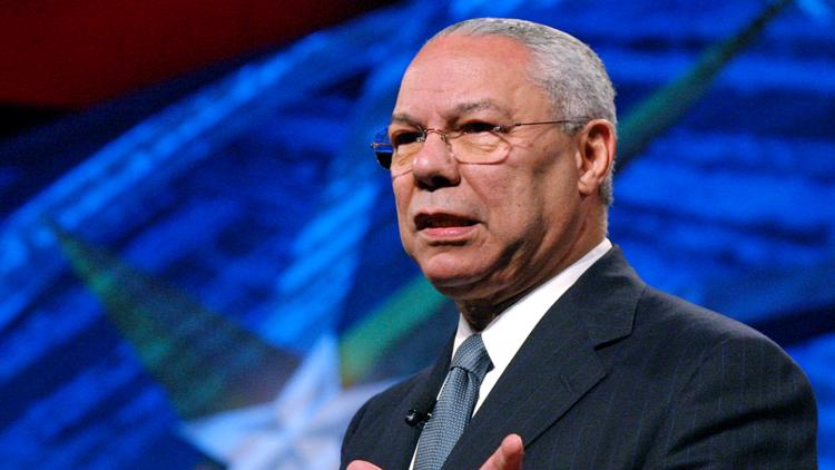 Polis orders flags lowered to honor Colin Powell