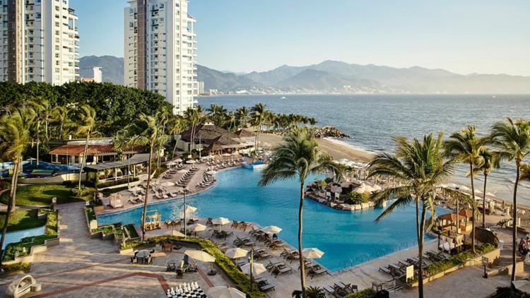 Marriott Puerto Vallarta. (photo courtesy of hotel)