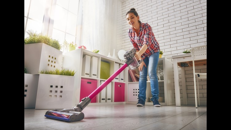 There's nothing wrong with adding a vacuum cleaner to your holiday list.