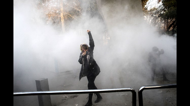 These protests are the most serious political unrest in Iran since 2009.