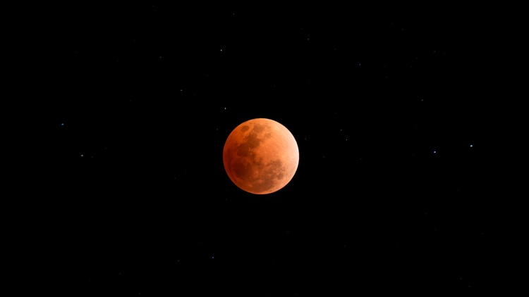 Once in a century lunar eclipse