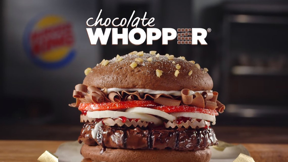 Gas Prices In Colorado >> Chocolate Whopper? Burger King and others unleash fake products for April Fools' Day   9news.com