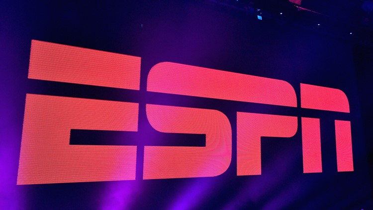 ESPN to launch streaming service ESPN+ on April 12   9news com