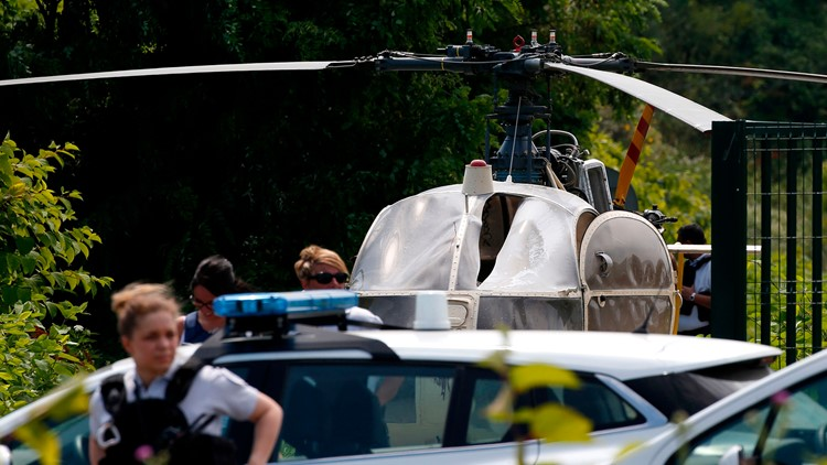 Drones spotted near prison months before French criminal escaped, 'defective' security probed