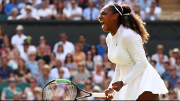 Serena Williams after Wimbledon loss: 'Moms... I was playing for you'