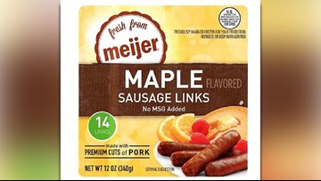 Bob Evans recalls sausage links because they may contain plastic, USDA says