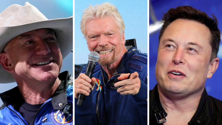 VERIFY Weekly: The billionaire space race