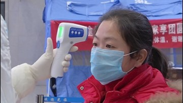 As Coronavirus Spreads Chinese Streets Are Empty